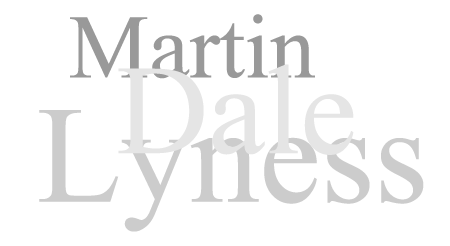 Martin Dale Lyness